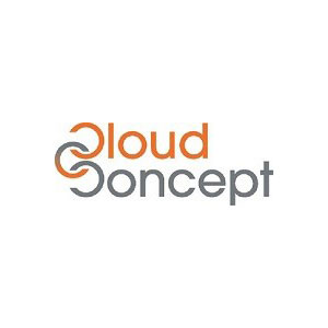 Logo Cloud Concept